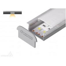Профиль алюминиевый LP 1234 (2000 мм)