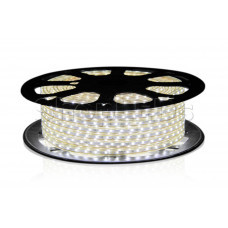 Светодиодная лента SL SMD 2835, 300 Led, IP67, 220V, Standart (теплый белый 3000K)
