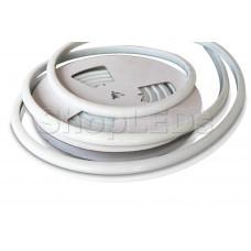Термостойкая светодиодная лента SL SMD 2835, 180 Led, IP68, 24V, Standart (теплый белый 3000K)