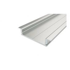 Профиль врезной алюминиевый ALP-LPV-0734-2 Anod