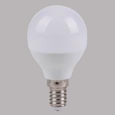 E14-7W-3000К-P-45 Лампа LED (Шарик OPAL)